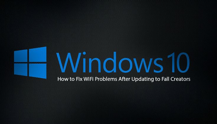 For most users who have updated to the latest version of Windows, the Fall Creators Update, things have gone smoothly, with little or no trouble.   Unfortunately, not everyone has been so lucky, if you are having WiFi problems since updating, this guide will show you how to fix them.   ✅ #windows #fallcreatorsupdate #fallcreators +Downloadsource.net