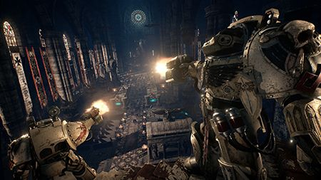 Space Hulk - Deathwing (PS4/XboxOne/PC), is a Tactical FPS adaptation of the Games Workshop's universe of Warhammer 40.000. Available in 2016