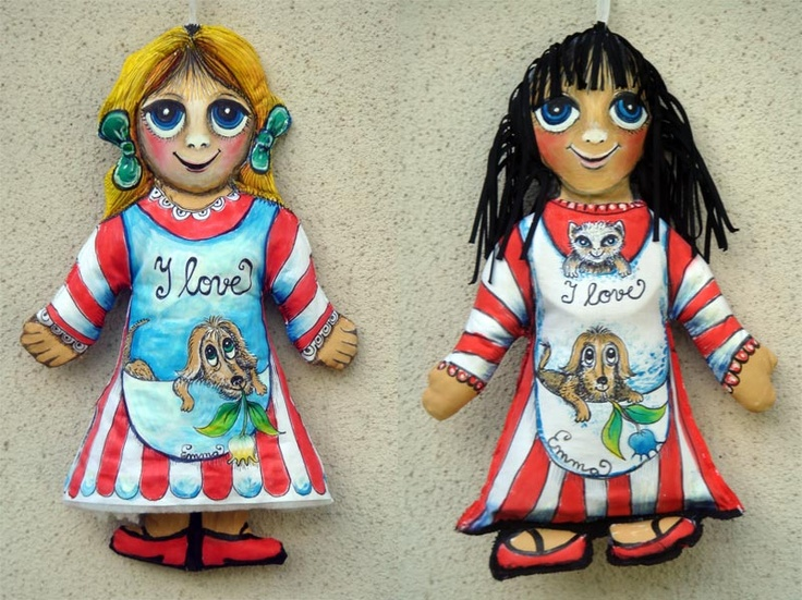 Emma Srncova  • Dolls for UNICEF