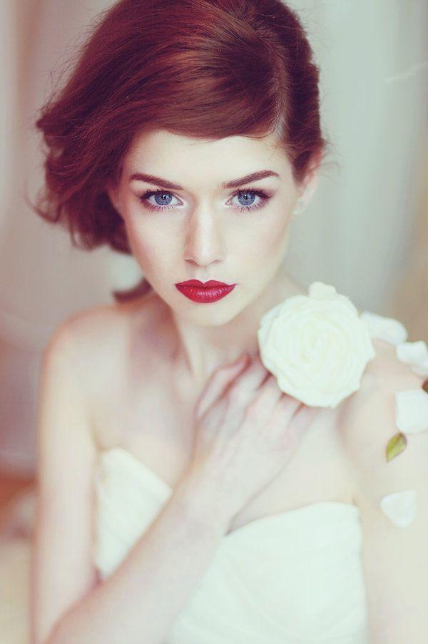 Teen nw inf darling redhead