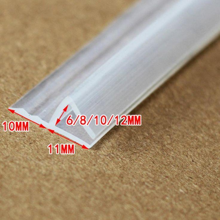 Visit To Buy 6 8 10 12mm Glass Seals Frameless Shower