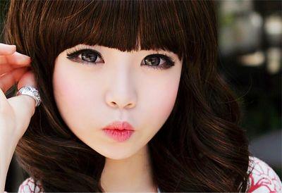 Plaza Digital: Mujer Belleza Asiática 1