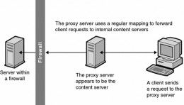 The Diagram shows a nice example which is applicable for designs accessing Internet content or internal DMZ servers