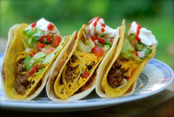{better than taco john's} taco bravos | ChinDeep
