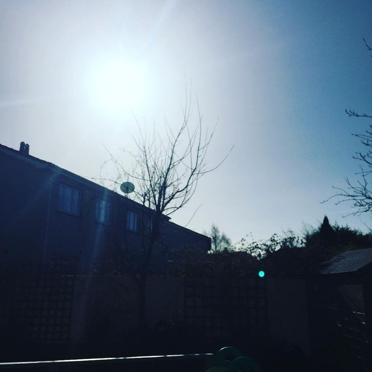 What a day... go get you some! #sun #sunnydays #sunshine  #instagram #instagood #photooftheday #beautiful #happy #picoftheday #instadaily #inspire #positivequotes #NewDay #newbridge #planning #goals #ireland #irish #kildare #think #life