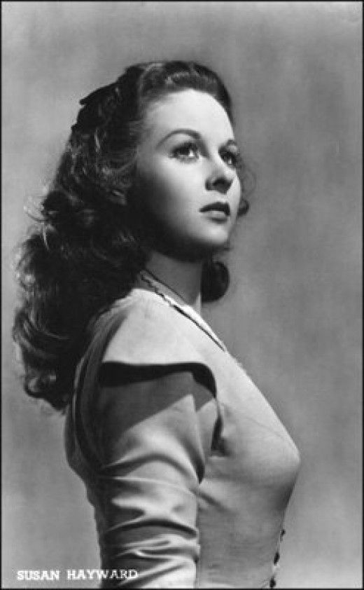 Susan Hayward, called my hometown her hometown in the 60s. Her home in Carrollton l, Georgia still stands across the street from the Catholic Church where is is buried. She and her second husband donated the land the church is built on now .