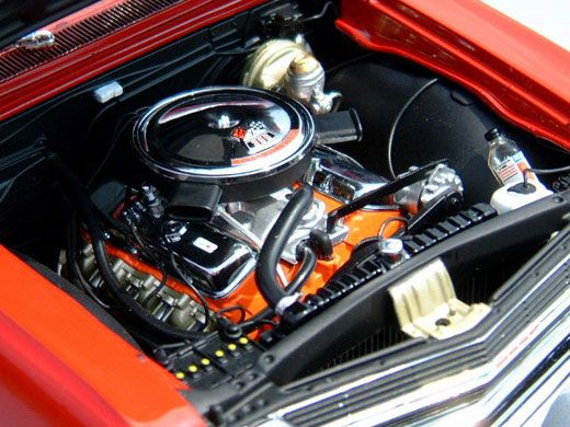 model car engine detailing   Lane Exact Detail) Diecast Model Car