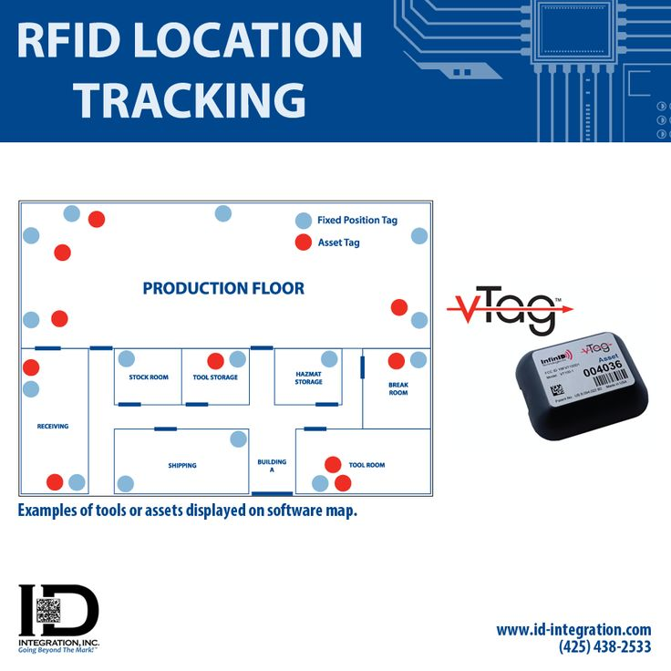 Asset tracking doesn't require a huge investment. With V-Tag™ active RFID tags, costly antennas and infrastructures are a thing of the past. Discover more at http://id-integration.com/rfid-location-tracking/ #RFID #ToolTracking #AssetTracking