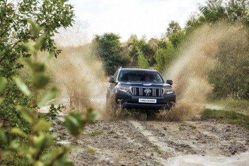 Toyota Prado 2018 se lanzará este mes en Colombia