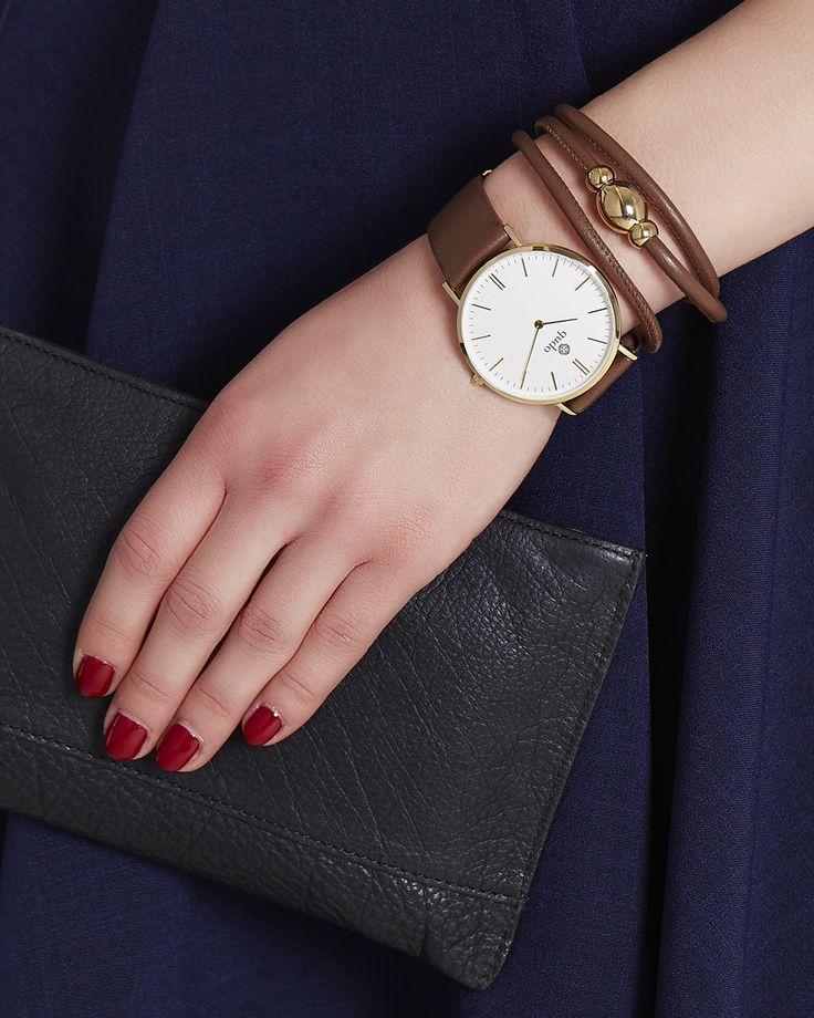 Qudo aus Quarzuhr & Armband Eterno 801011 kaufen bei VALMANO