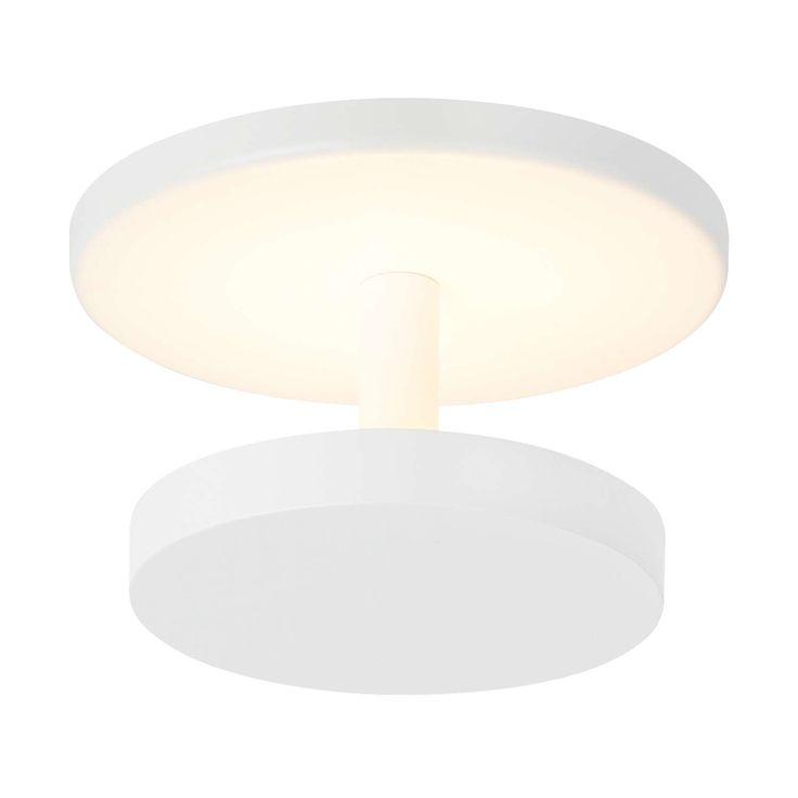 Tech lighting centric led flush mount ceiling light