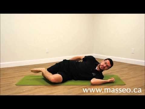 26 - Masseo - Étirement du T.F.L (Tenseur du fascia lata) et des Quadriceps