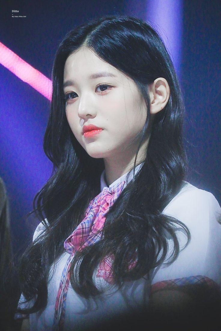 Jang Won Young  @Ditto_kor   Gadis imut, Gadis uzzlang, Model pakaian gadis