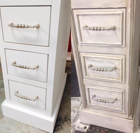 Add some beading, do a great paint job, and it could be a whole different piece.