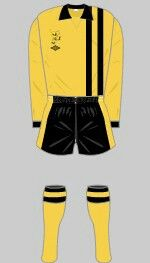 Watford F.C kit—1974/76.