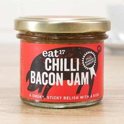 Chilli Bacon Jam - Smoky, Sticky Relish | The Present Finder