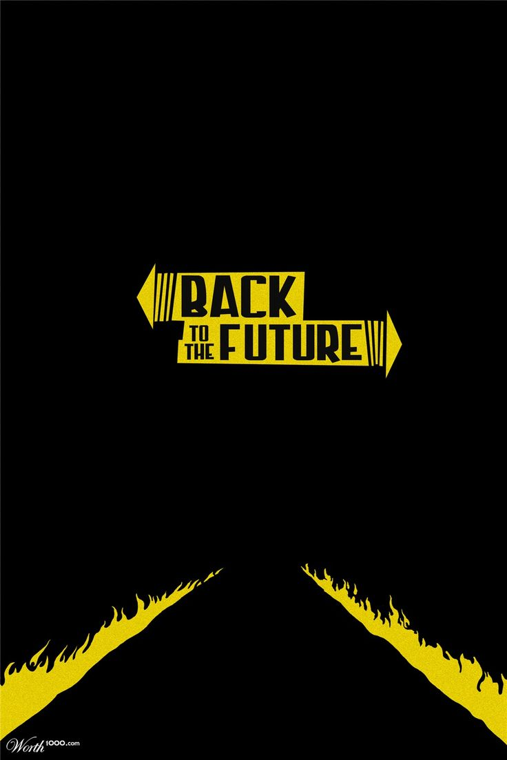 Game/Movie room Posters - Back To The Future