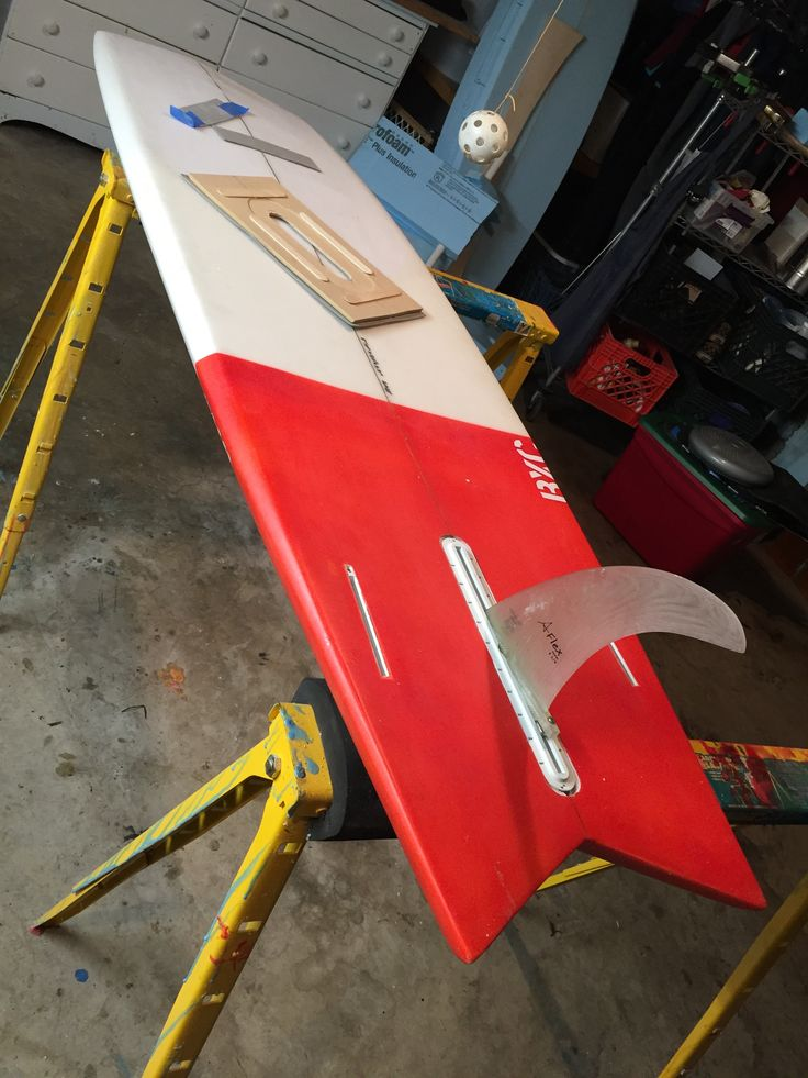 """Converted to a #single_fin #surfboard.  5'9"""". Shovel nose #fish #surfboard design. #Mini_simmons inspired. www.modernpeoples.com #hand_shaped by Drew Dougherty #Dana Point, CA"""
