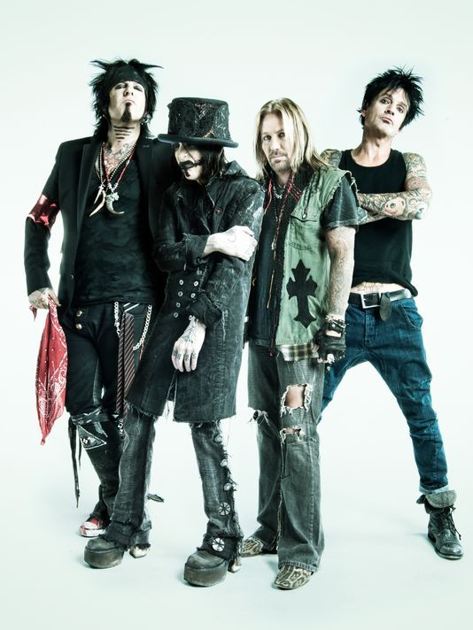Motley Crue - Final Tour 2014 | July 9, 2014 - Verizon Wireless Ampitheater, Maryland Heights, MO