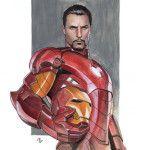 Tribute to Adi Granov and his Iron Man Art! | Iron Man Helmet Shop