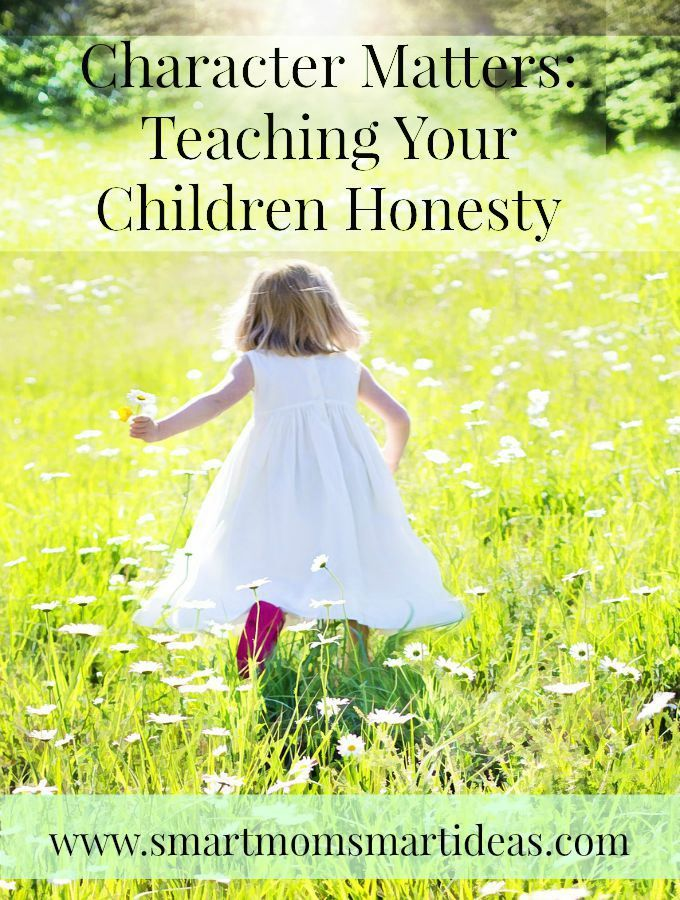 Character Matters: Teaching Your Children Honesty in a World that Lacks Integrity | Smart Mom Smart Ideas
