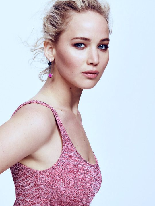 Jennifer Lawrence photographed by jean-baptiste mondino for dior