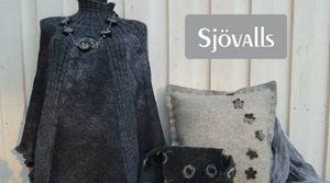 Annica som driver Sjövalls ären kvinna som är helt fascinerad av tovningens möjligheter. Annica har alltid varit mycket intresserad av textilt hantverk och förutom sitt stora intresse så har hon en textilutbildning på 1,5 år.