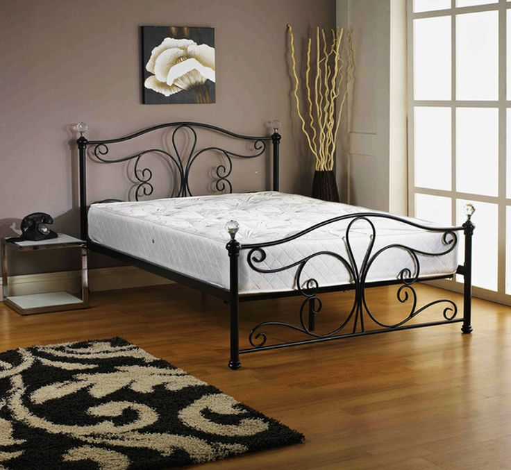 Jemima Black beds are considered extremely attractive and graceful for rooms in a house. If you want to create a fantastic look in your bedroom and intend to make it more stylish area to impress people, you must get Jemima black beds, which offer modern and smart look along with best of comfort.