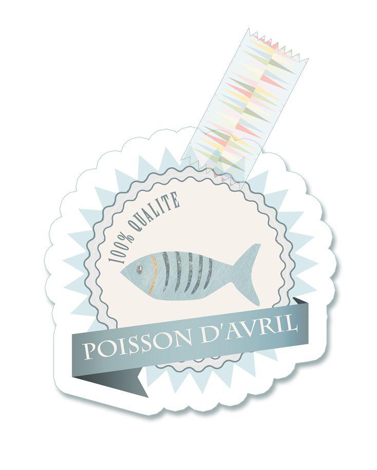 25 best images about poisson d 39 avril on pinterest - Poisson d avril a imprimer gratuit ...