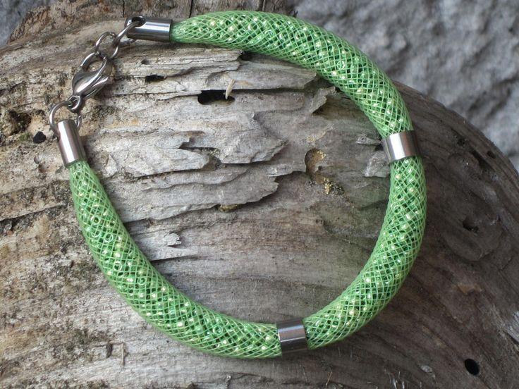 Perlerei in Grün von miXed auf DaWanda.com