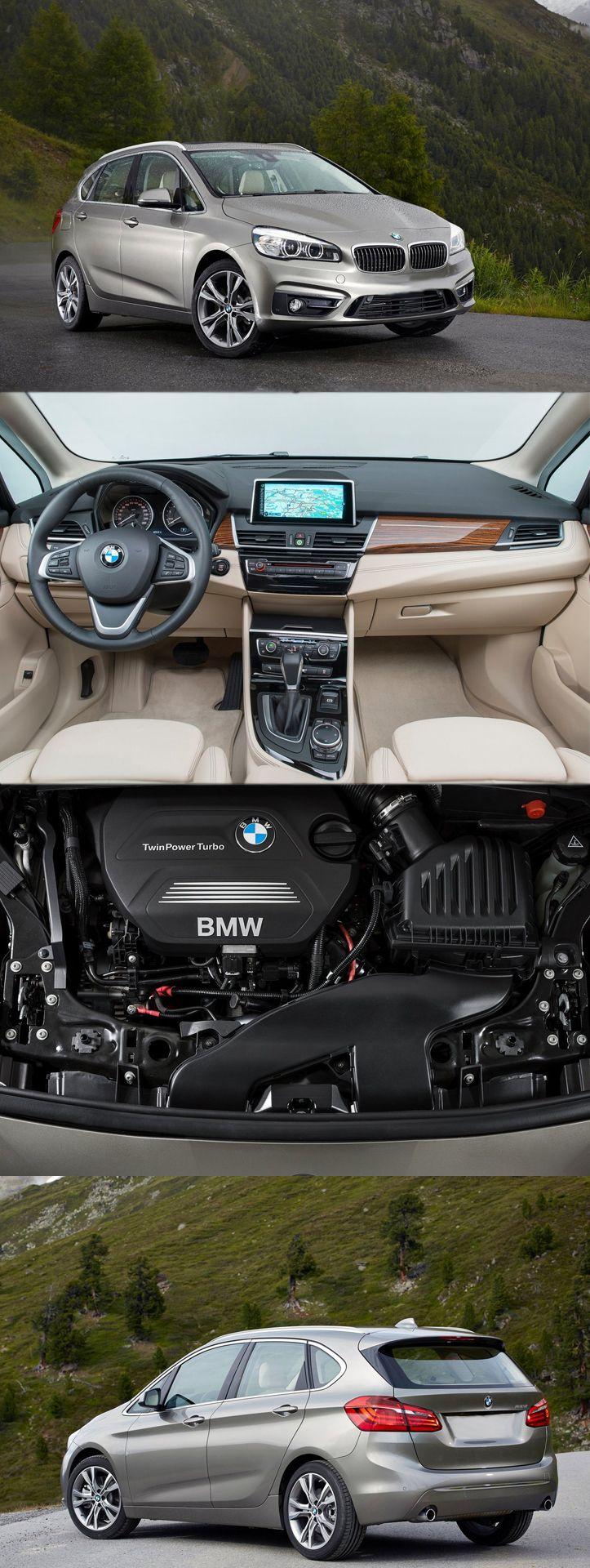 Why you should buy #BMW 218i Active Tourer Engine? #2_Series #Active_Tourer