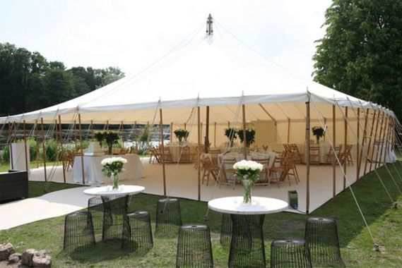 Wedding Pole Marquees Tents
