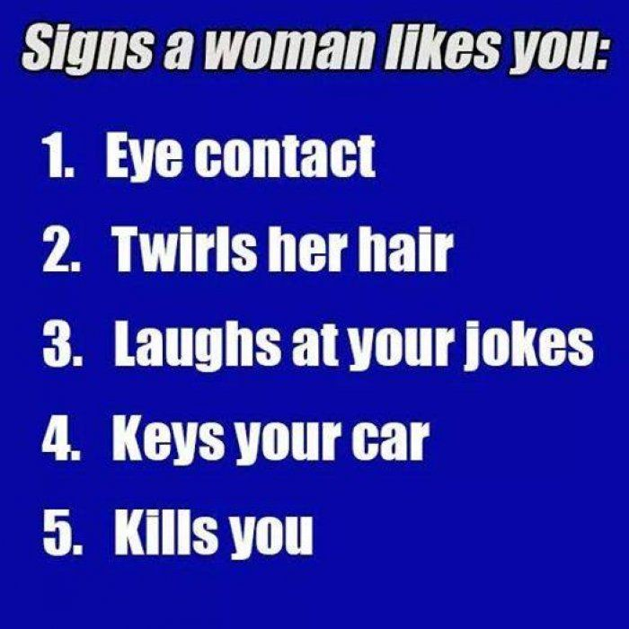 How To Tell A Woman Likes You