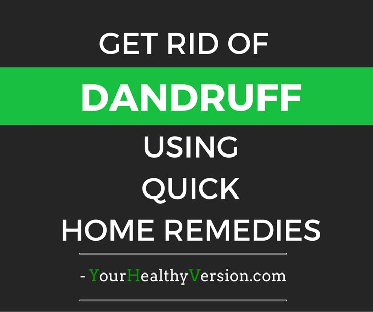 Flaky Scalp – Try Amazing Home Remedies For Dandruff