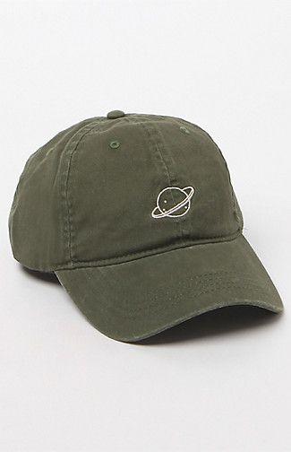 Saturn Baseball Cap