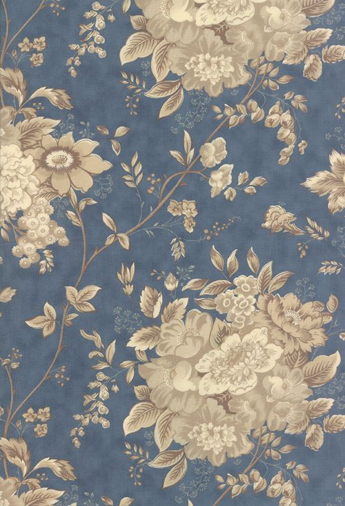 Blue Barn Prints Golden Hour 42270 13 Blue Florals