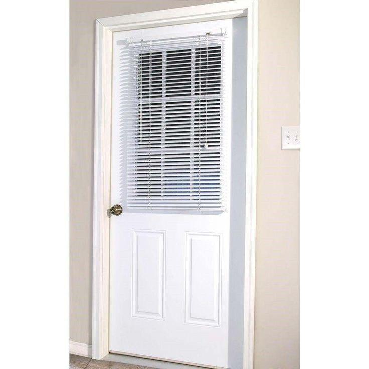 Marvelous Blind For Door Window Part - 6: Mini Curtains For Front Door Windows