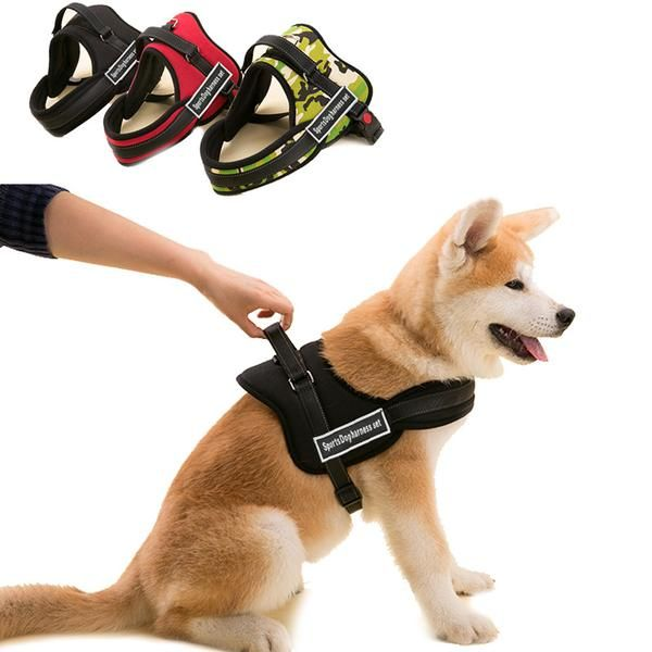 Type Dogsdog Harness Type Vest Harnessestype Harnessesmaterial