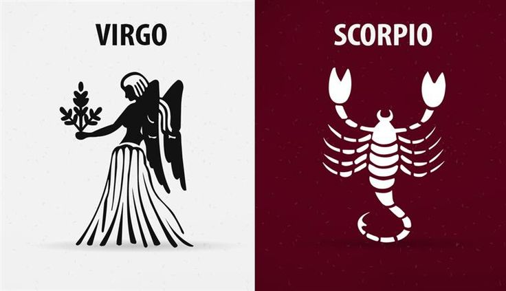 Virgo and Scorpio are zodiacs that share a strong karmic bond and together they for a deep and contended love bond.