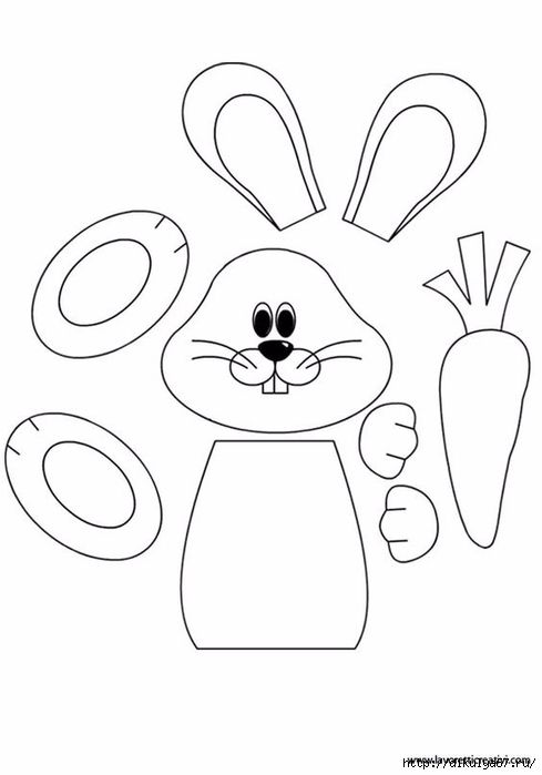 464 best Easter templates images on Pinterest Easter crafts
