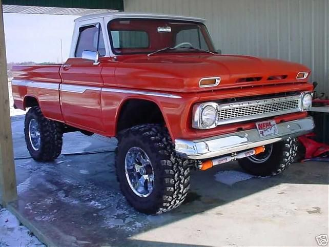 Lets See How Many 60 66 4x4 Are Out There The 1947 Present Chevrolet Gmc Truck Message Board Network Old School Rides Pinterest Trucks
