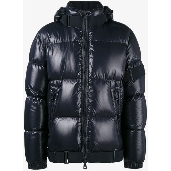 Moncler x craig green brook quilted jacket ($1,240) ❤ liked on Polyvore featuring men's fashion, men's clothing, men's outerwear, men's jackets, mens quilted jacket, mens padded jacket, mens blue jacket, mens ski jackets and mens short sleeve jacket