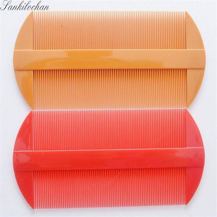 [Visit to Buy] 2pcs/lot Encryption Grate lice Comb cepillo alisador de pelo Both Sided Comb Hairbrush Dandruff hair brush Hairstyle Tools peine #Advertisement