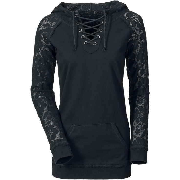 Lace Sleeve - Gothicana by EMP -