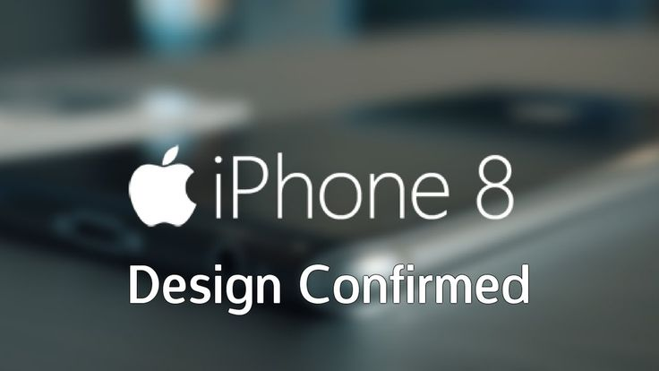 Gordon Kelly 'Confirms' iPhone 8's Design