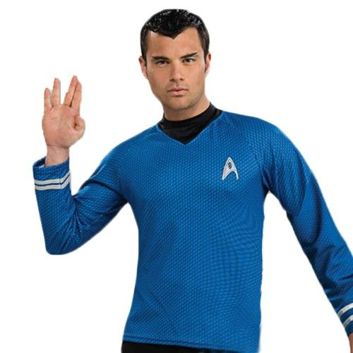 Blue Star Trek Uniform 14