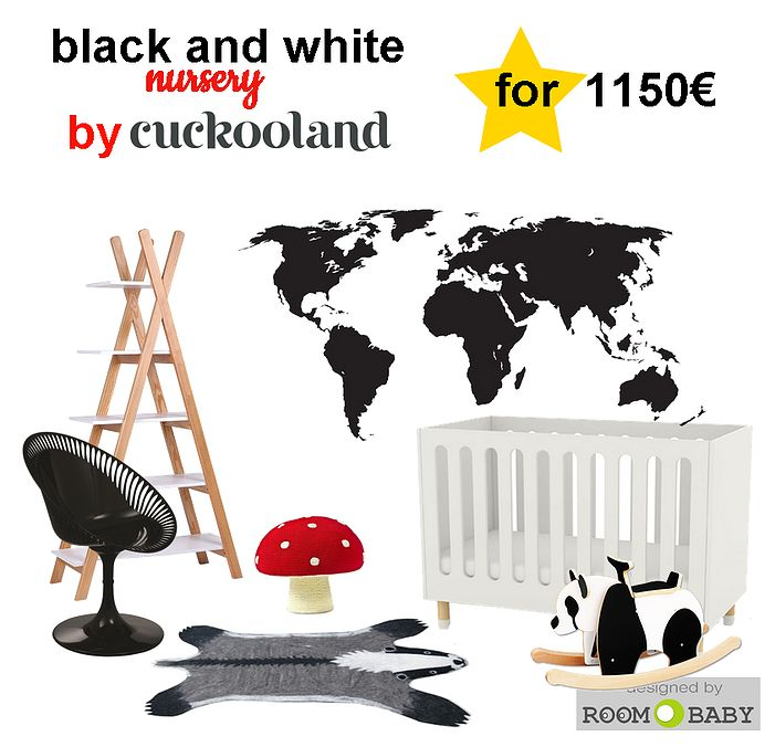 Inspired By A Beautiful Baby Room Picture? Roomobaby Help You U0027 To Get The  Look U0027 By Giving You The Links Of The Products You Need To Buy, On Your  Budget !