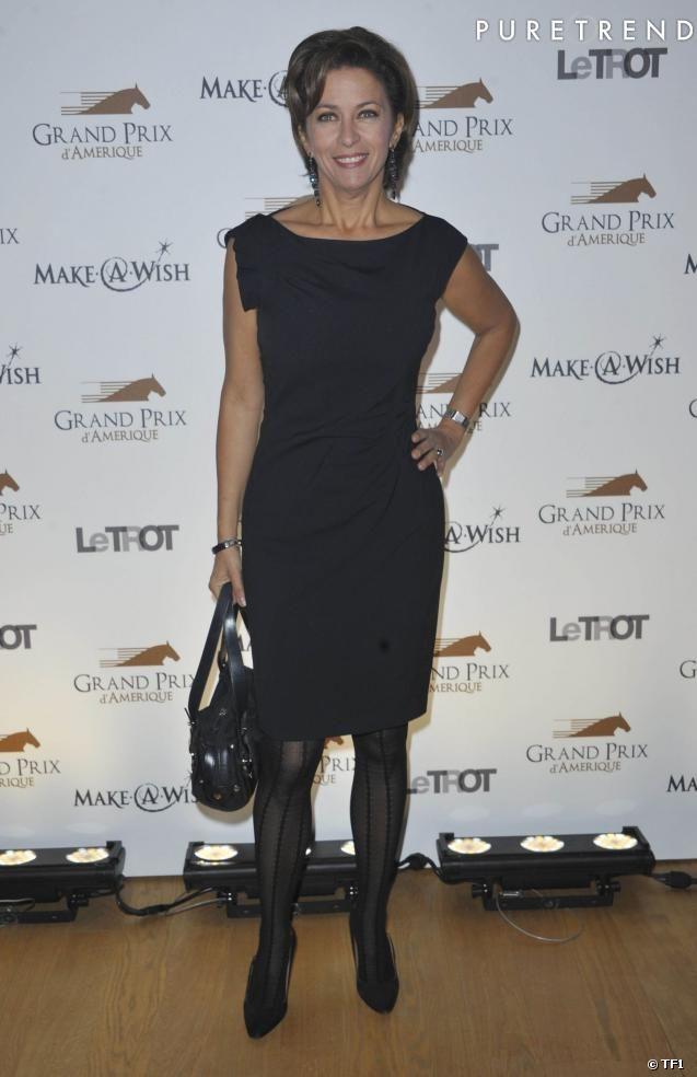 PHOTOS – A 54 ans, Corinne Touzet revient sur le petit écran dans La Malédiction de Julia.