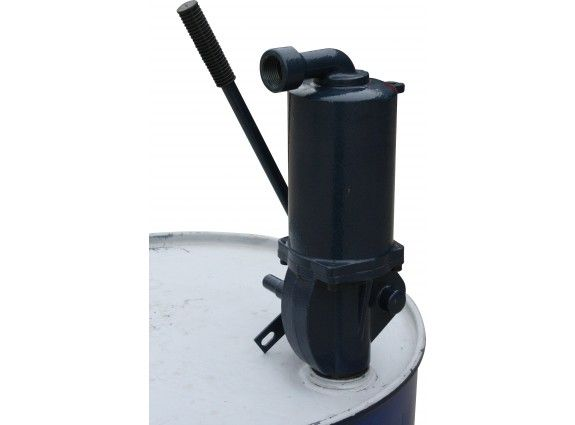 Cast Iron litre stroke pump with suction