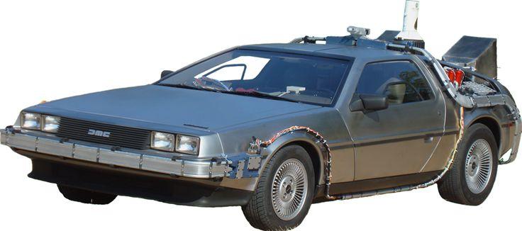 delorean dmc 12 1981 dans retour vers le futur voitures de films 01 pinterest. Black Bedroom Furniture Sets. Home Design Ideas
